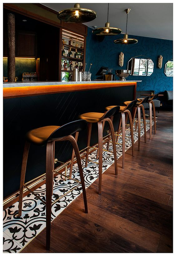 Tienes Bar En Casa Mira Como Decorarlo 18 Curso De Decoracion De - Bar-en-casa-decoracion