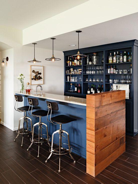 Tienes Bar En Casa Mira Como Decorarlo Curso De Decoracion De - Bar-en-casa-decoracion