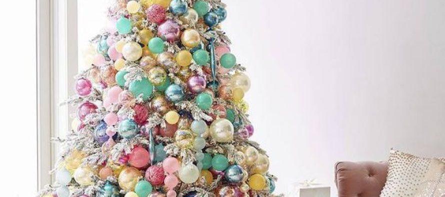 26 dise os de rboles navide os que son tendencia en este - Decoracion de arboles navidenos ...