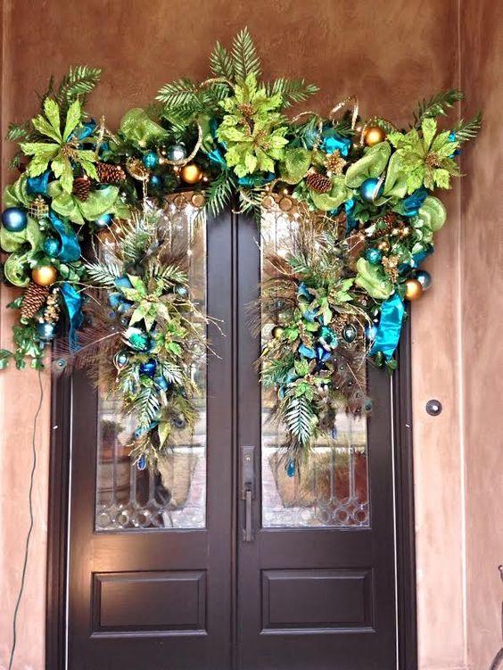 Decoracion Navidea Para Exterior Affordable El Exterior De Tu Casa - Decoracion-navidea-para-exterior