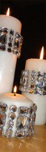 Añade Cristales Colgantes a tu Decoración Navideña