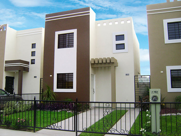 Dise o decoraci n y planos de una casa de 72 metros - Imu 2 casa 2017 ...