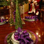 ¡¡Decora la Navidad con Color Morado!!