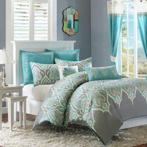 Dormitorios en Color Turquesa