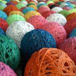Esferas Navideñas llenas de Estilo Que tu Misma Puedes Hacer