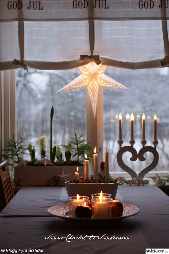 Estrellas para la Navidad: Una decoración llena de magia