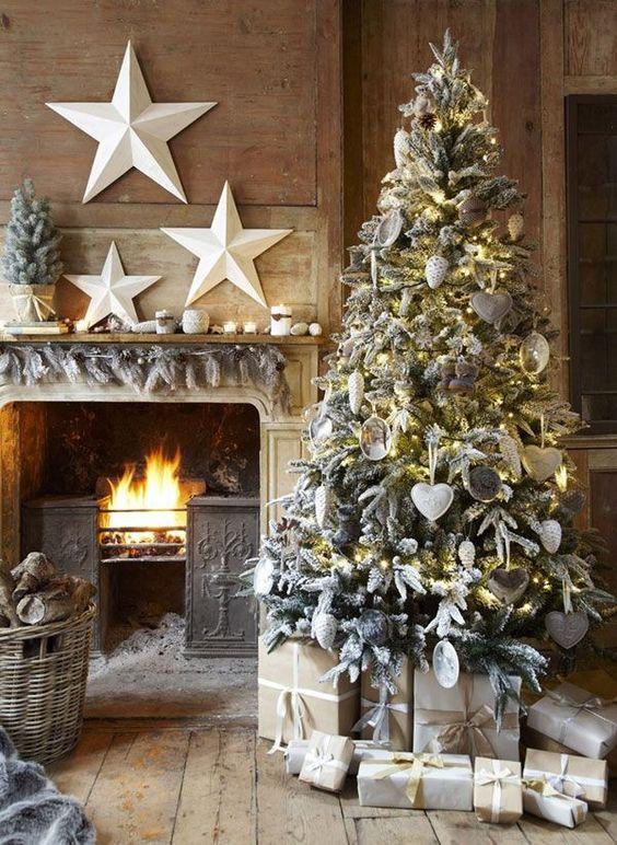 Estrellas para la Navidad: Una decoración llena de magiav