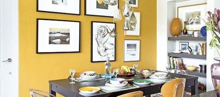 Grandes ideas para decorar tu hogar en color mostaza for Ideas para decorar tu hogar