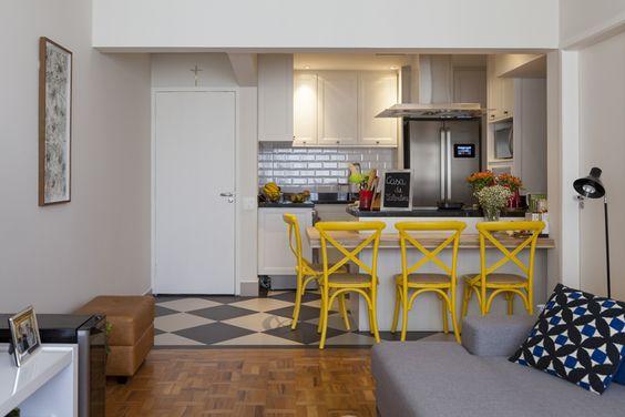 Casa con cocina y comedor juntos como debo decorar mi for Decorar cocina comedor juntos