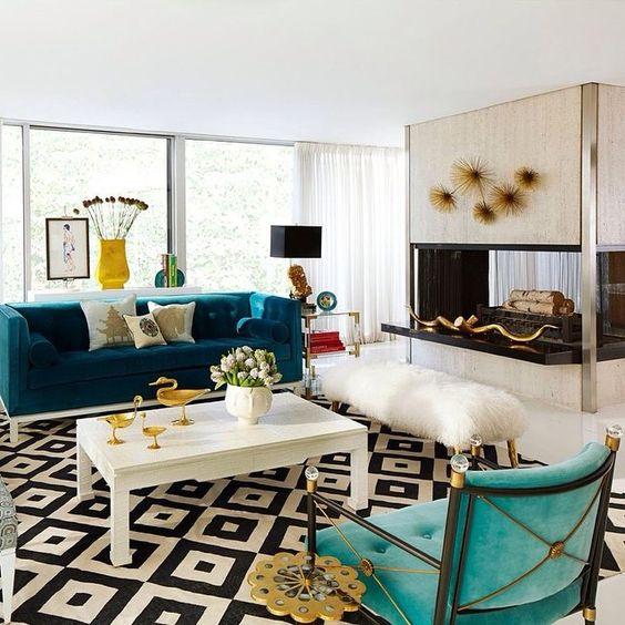 Ideas para Decorar el Hogar con un Estilo Retro: ¡Art Deco! Una nueva tendencia en Diseño de InterioresIdeas para Decorar el Hogar con un Estilo Retro: ¡Art Deco! Una nueva tendencia en Diseño de Interiores