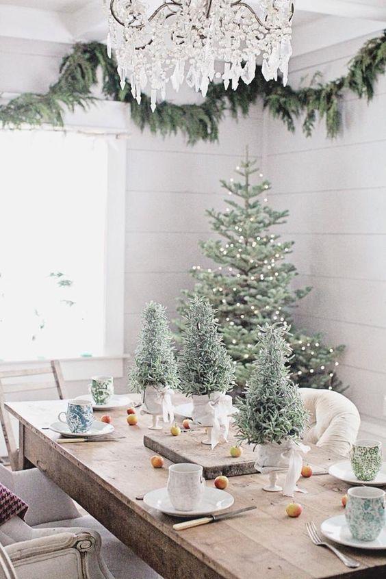 ===Decoracion Navideña=== Navidad-con-Estilo-Rustico-14