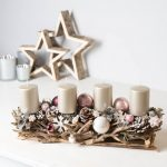 Navidad con Estilo Rústico