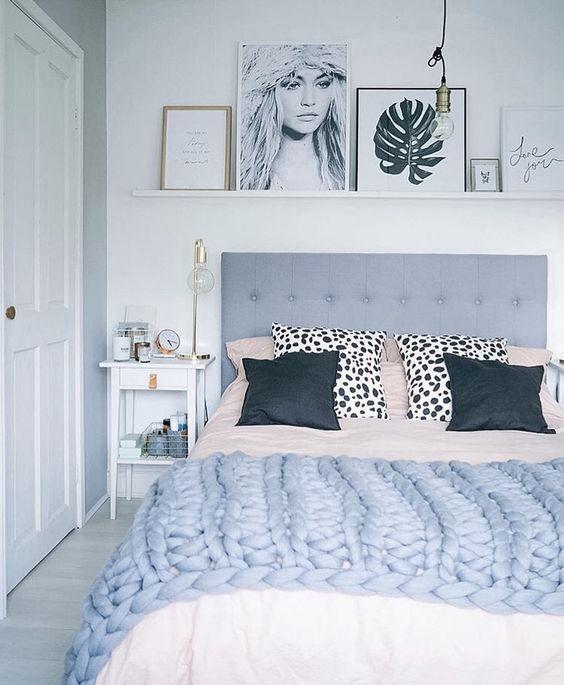 Decorar cama con cojines beautiful como decorar un - Decorar cama con cojines ...