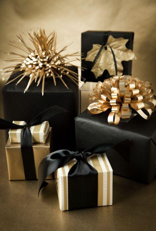 Envolturas de regalos para navidad