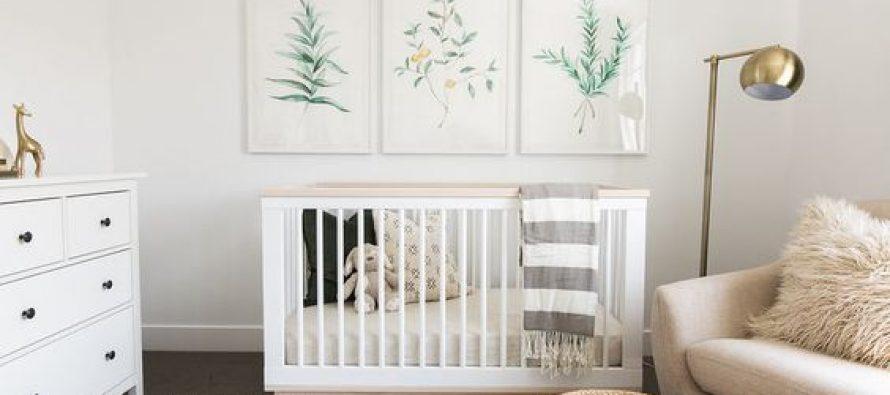 Habitaciones modernas para beb s decoracion de for Habitaciones ninos modernas