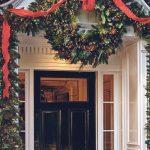 Ideas para decorar tu entrada esta navidad 2017 - 2018
