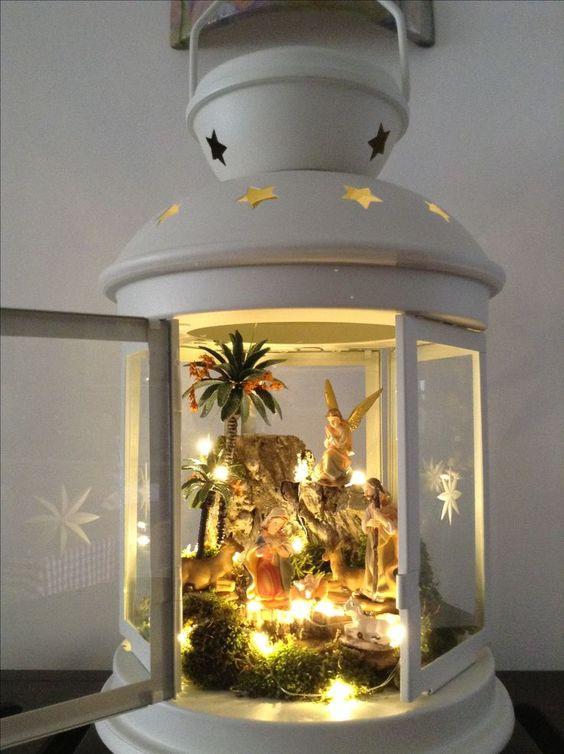 nacimientos para agregar a la navidad decoracion de interiores interiorismo decoraci n. Black Bedroom Furniture Sets. Home Design Ideas
