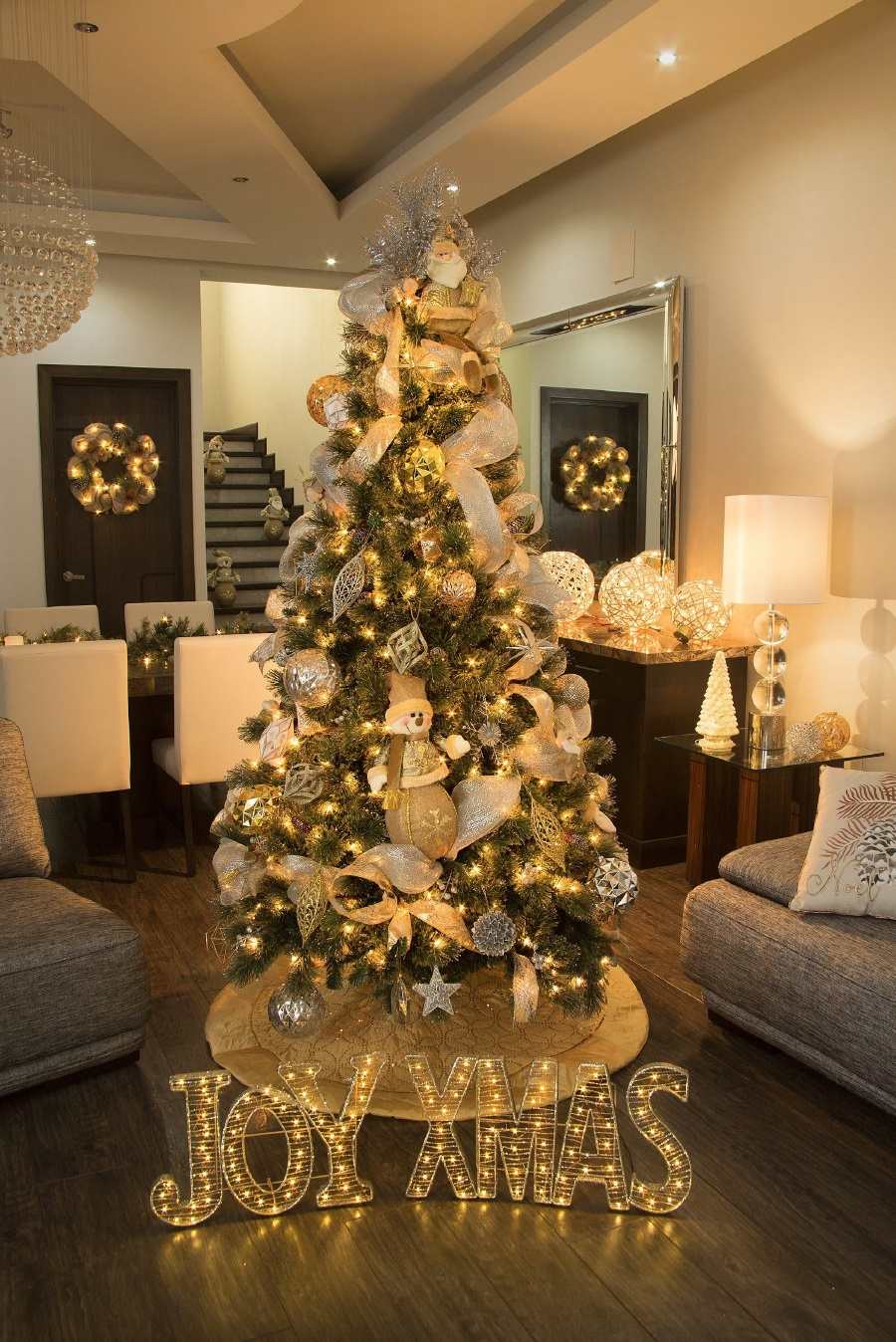 Tendencias para decorar en navidad 2017 2018 for Decoracion 2017