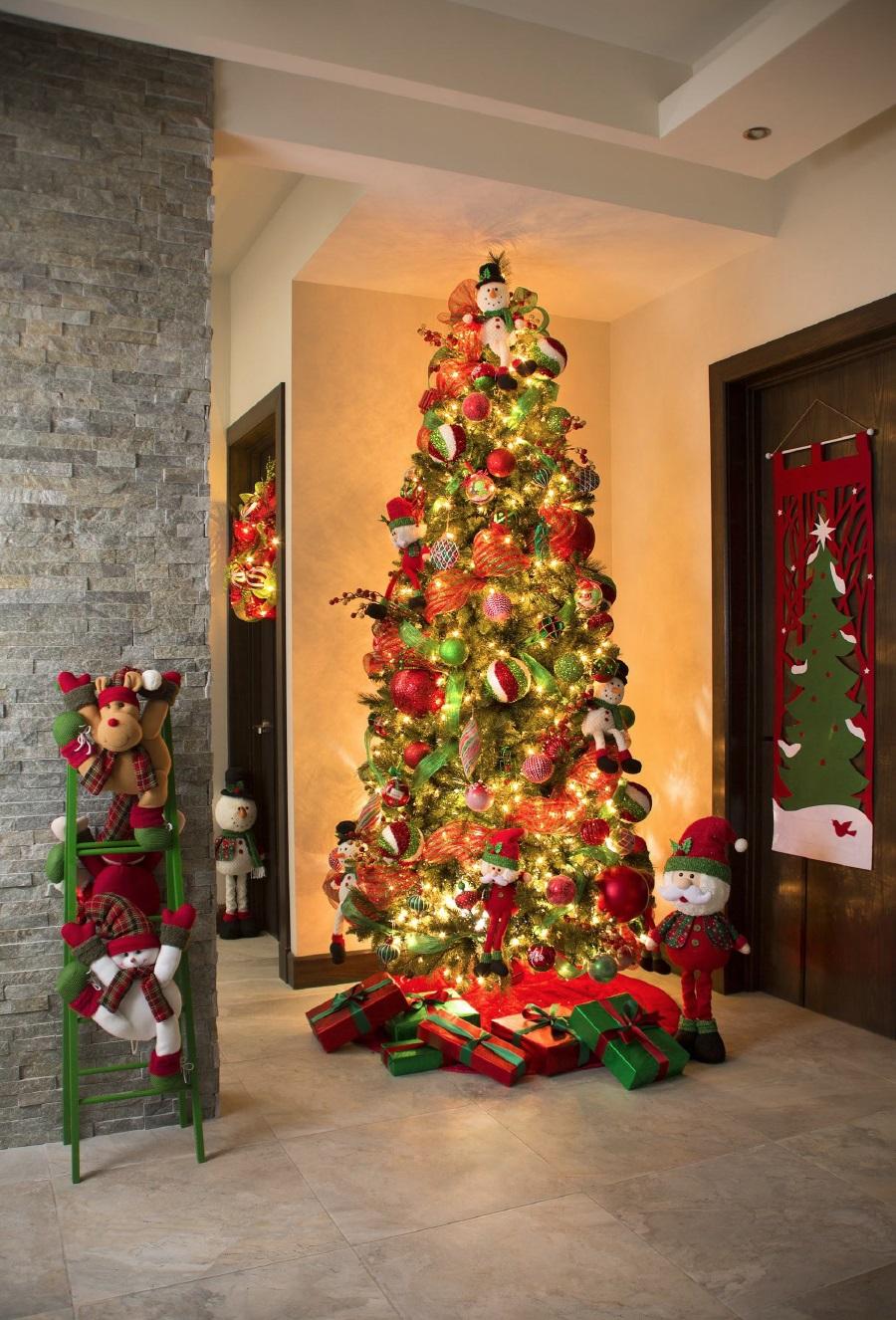 Tendencias para decorar en navidad 2017 2018 curso de for Decoracion navidad 2017 tendencias