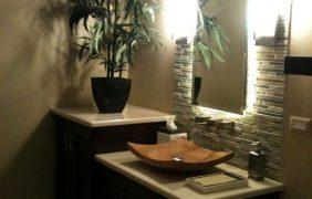 Únete a la DuchaManía… Agregando Plantas a la decoración de tu Baño
