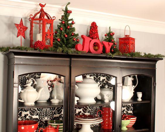 Adornos navide os para la cocina decoracion de - Decoracion para la cocina ...