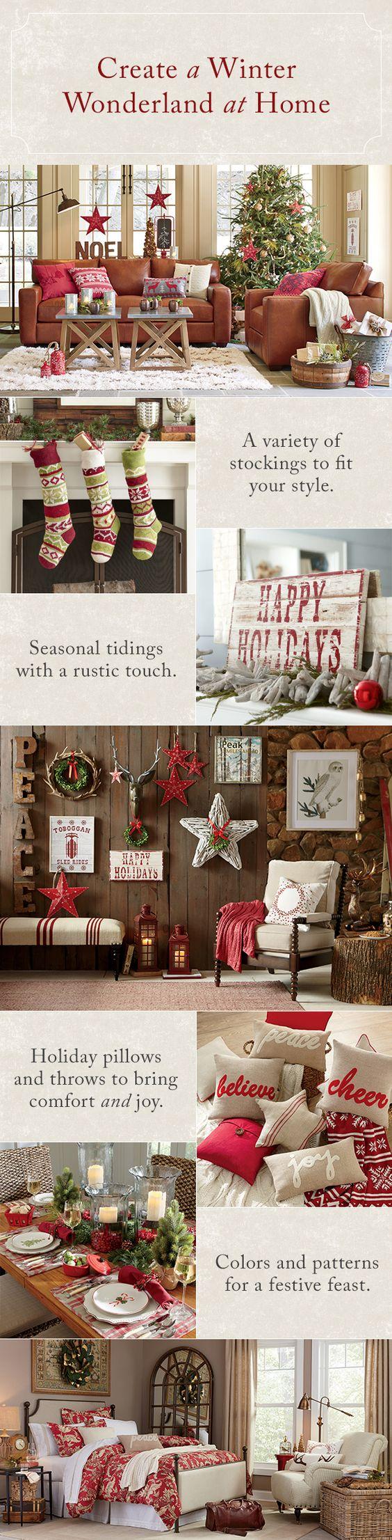 Colores de temporada para pintar la casa en navidad - La casa de la navidad ...