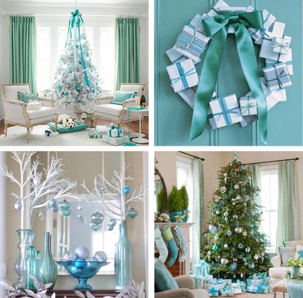 Colores de Temporada para Pintar la Casa en Navidad