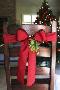 Como Decorar Sillas para Navidad (13)