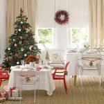 Como Decorar Sillas para Navidad (14)