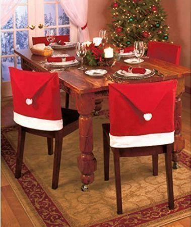 Como Decorar Sillas para Navidad (5)