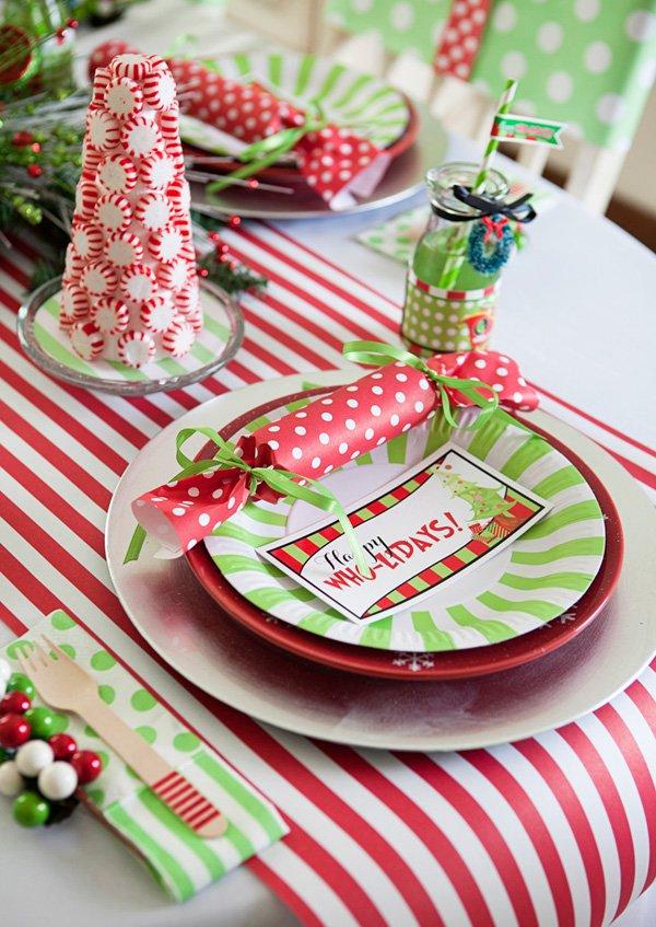 Como decorar la Casa en Navidad si tengo Ninos (11)