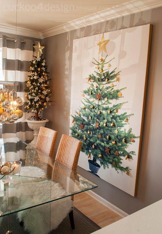 C mo decorar una casa de infonavit en navidad decoracion - Como limpiar una casa rapido ...