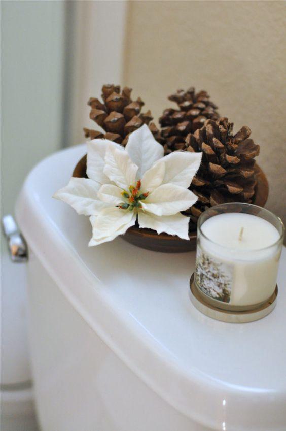 Como Decorar El Ba 241 O En Navidad Elegantes En Morado Y