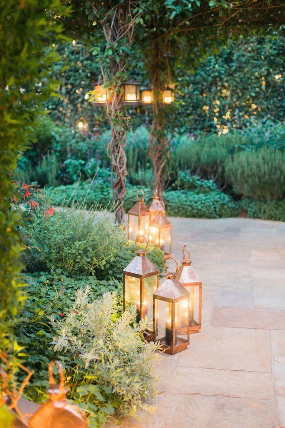 Ideas para Iluminar el Jardin (2)