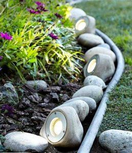 Ideas para Iluminar el Jardin (9)