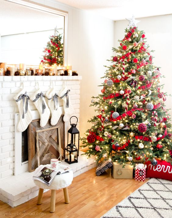 Ideas Para Decorar Chimeneas Esta Navidad 2017 2018 13