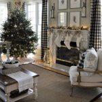 Ideas para decorar chimeneas esta navidad 2017 - 2018 (21)