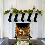 Ideas para decorar chimeneas esta navidad 2017 - 2018 (27)