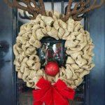 Ideas para decorar la entrada de tu casa esta navidad 2017 - 2018 (23)