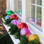 Ideas para decorar la entrada de tu casa esta navidad 2017 - 2018 (28)