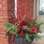Ideas para decorar la entrada de tu casa esta navidad 2017 - 2018 (30)