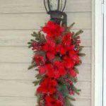 Ideas para decorar la entrada de tu casa esta navidad 2017 - 2018 (32)