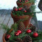 Ideas para decorar la entrada de tu casa esta navidad 2017 - 2018 (37)