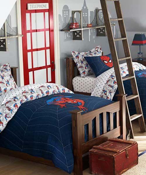 Ideas para decorar recamaras de gemelos - Habitaciones para gemelos ...