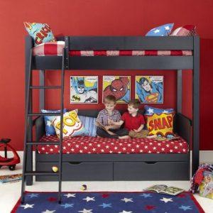 Ideas para decorar recamaras de gemelos (11)