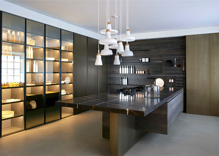 Tendencia en cocinas para el 2018 2019 19 curso de decoracion de interiores interiorismo - Tendencias cocinas 2018 ...