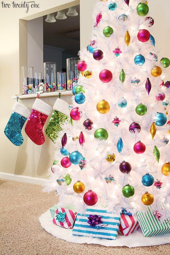 Tendencias de navidad 2018 rboles decoraciones y m s - Como decorar un arbol de navidad ...