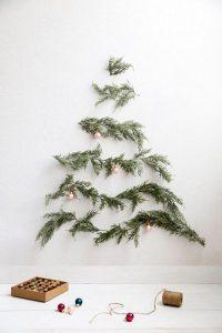 Decoracion de arboles de navidad 2019 minimalistas