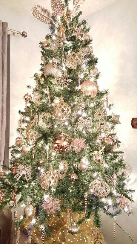 Tendencias de navidad 2018 rboles decoraciones y m s - Decoraciones para navidad ...