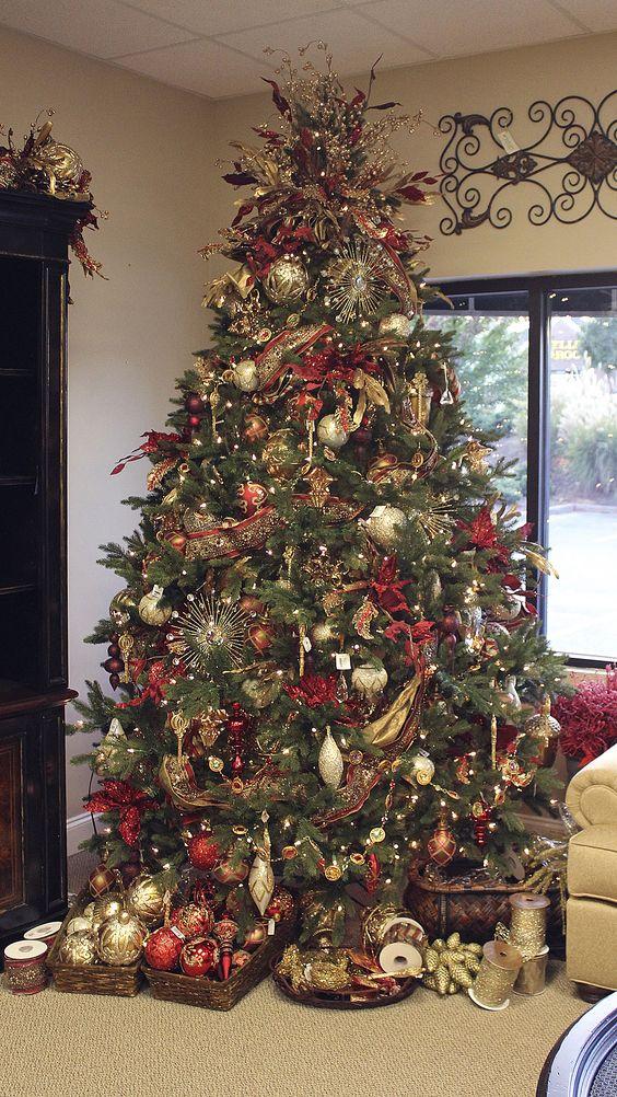 navidad 2018 tendencias decoracion tradicionales (1)